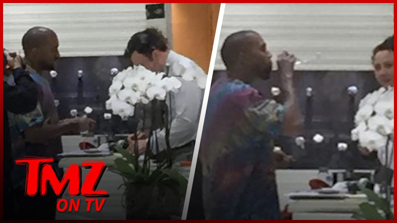 Kanye Doesn't Seem to Be Worried About Money | TMZ TV 2