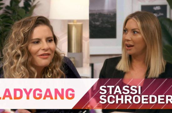 Stassi Schroeder Stunned by Nipple Hairs   LadyGang   E! 28
