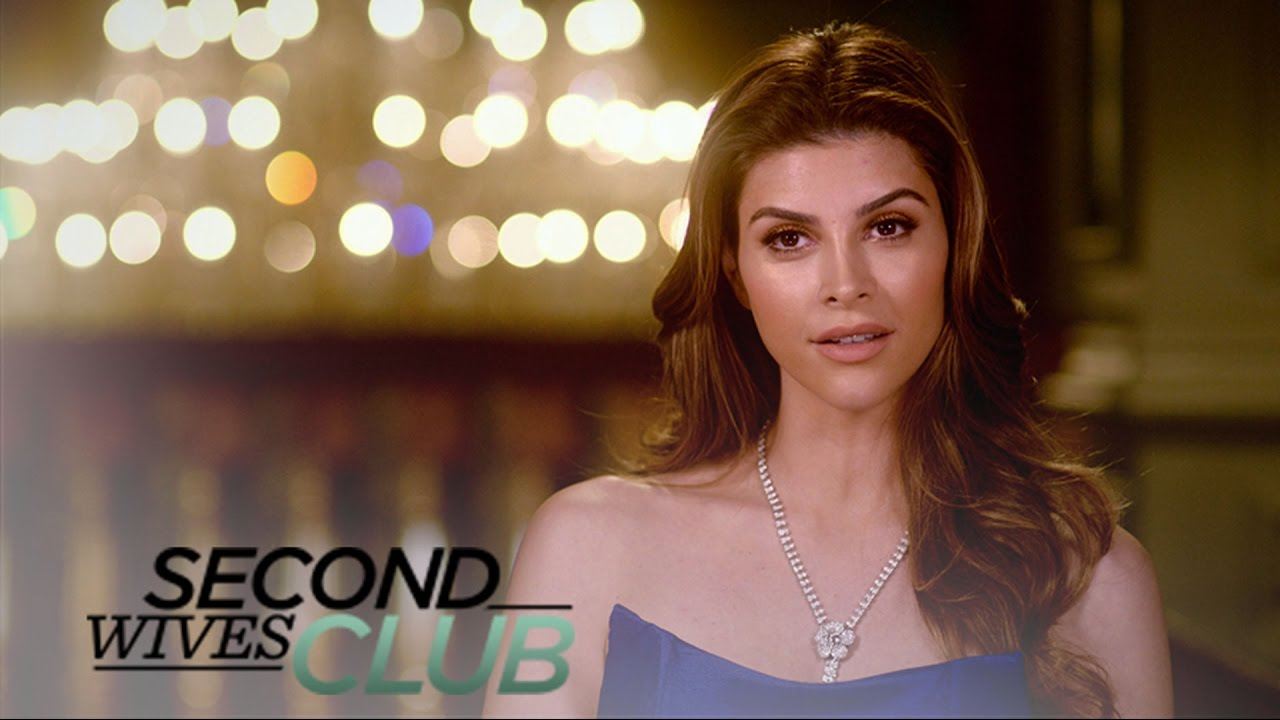 "See Shiva Safai's Dream Life on ""Second Wives Club"" | E! 1"