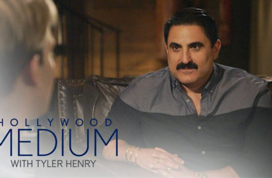 Reza Farahan Connects With Late Uncle Using Obscure Object | Hollywood Medium with Tyler Henry | E! 3