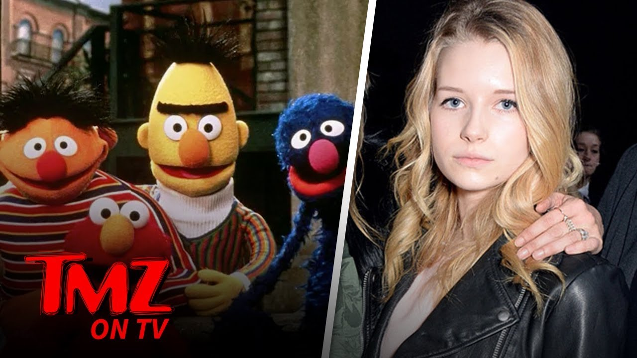 Model Lottie Weighs In On Viral Sesame Street Questions | TMZ TV 1