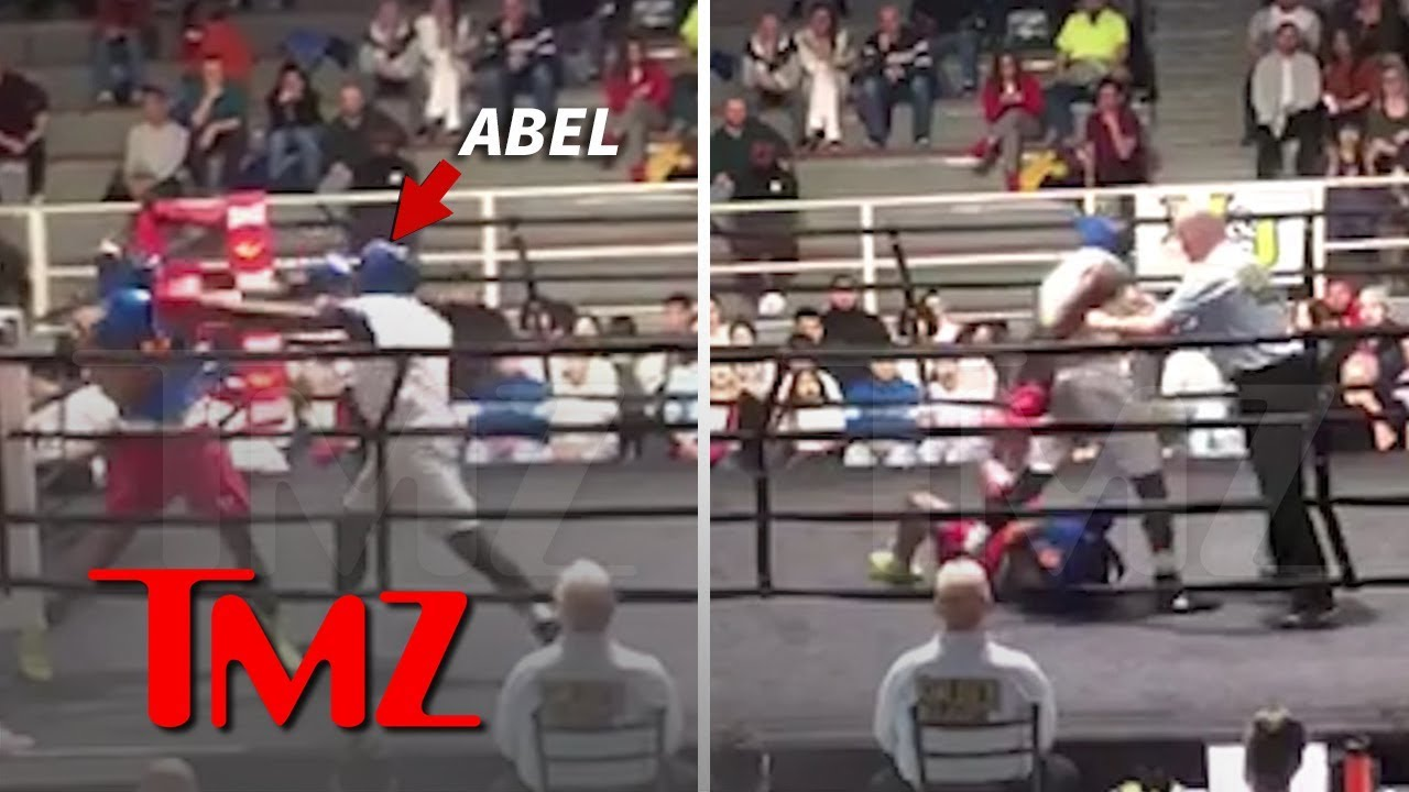 Abel Osundairo Wins Boxing Match Again as Jussie Smollett Fights Legal Battle | TMZ 1