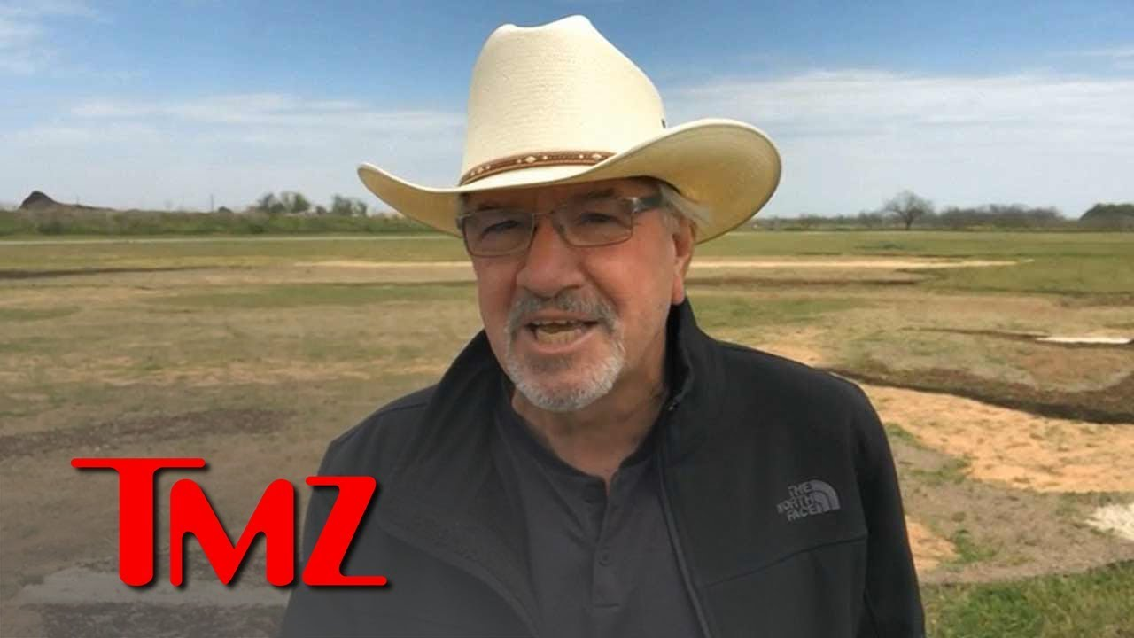 Artist Behind Beto Crop Circle Wants To Party With Beto | TMZ 2