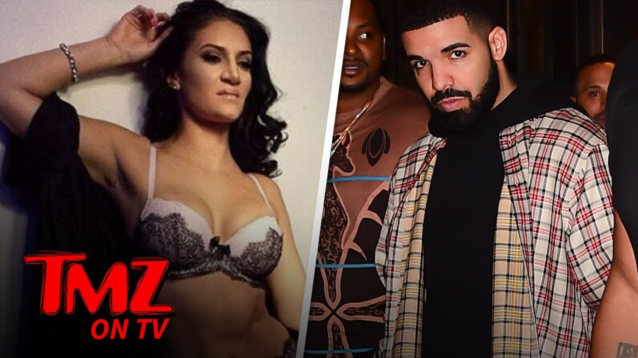 Drake's Baby Mama's Dinner Video with Look-Alike a Calculated Clout Move | TMZ TV 3