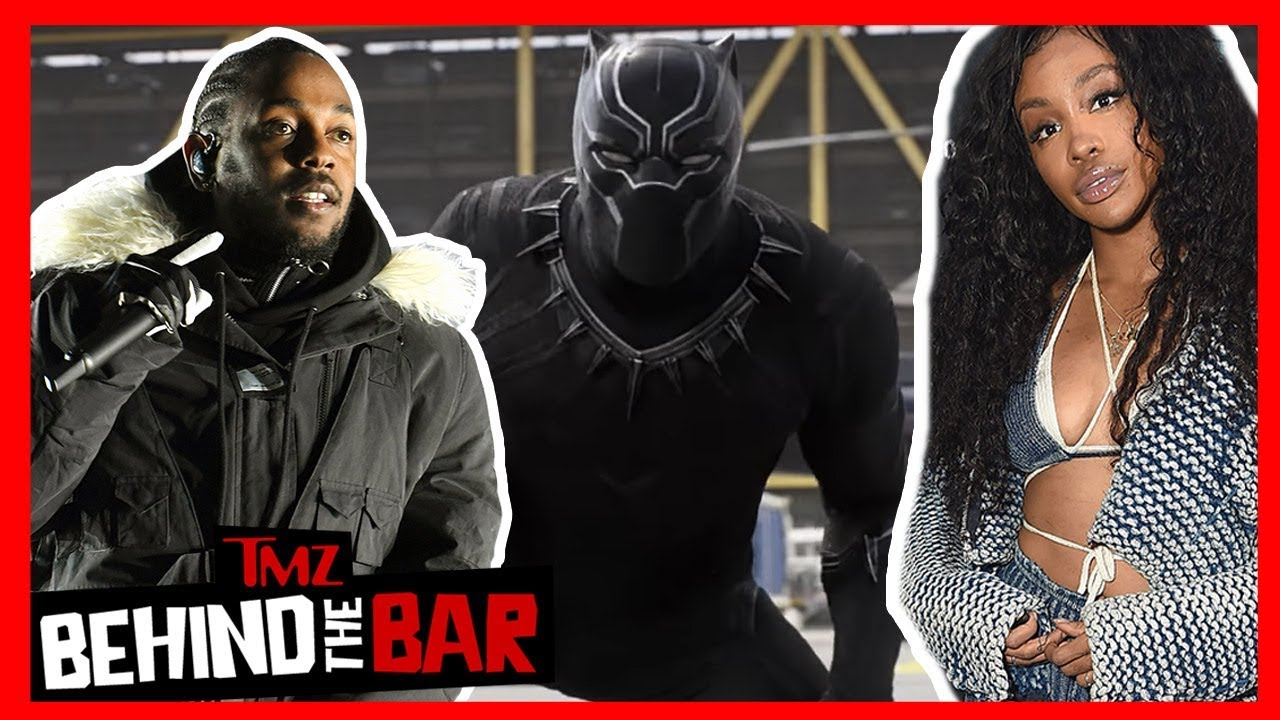 Black Panther: How One Artist Is Clawing Back at Hollywood's Biggest Hit | Behind The Bar 3