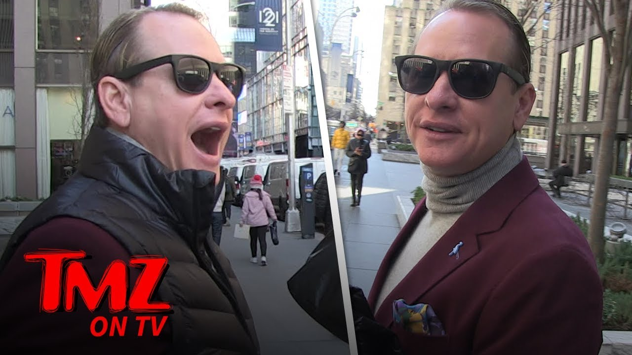 Carson Kressley Breaking Stereotypes! | TMZ TV 6