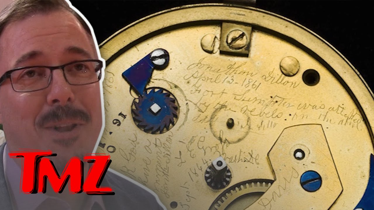 'Breaking Bad' Creator Vince Gilligan Gets Meth Into The Smithsonian! | TMZ 5