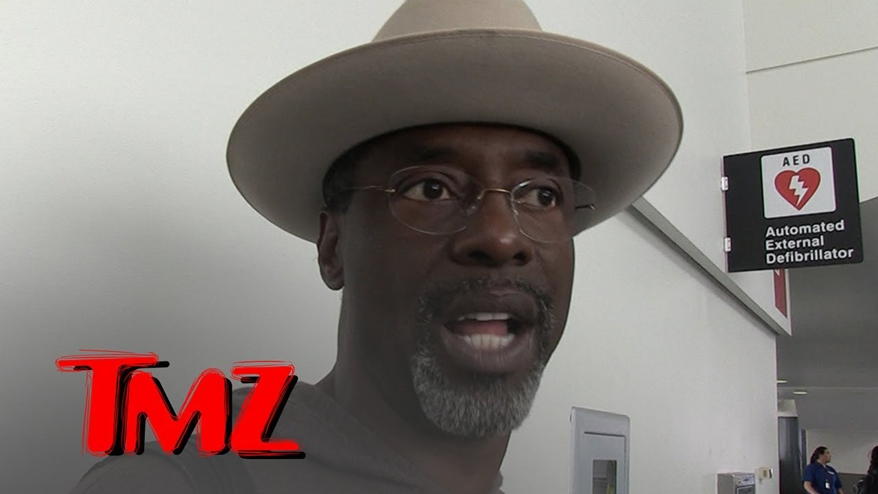 Isaiah Washington Says Terry Crews is Being Railroaded by Hollywood | TMZ 4
