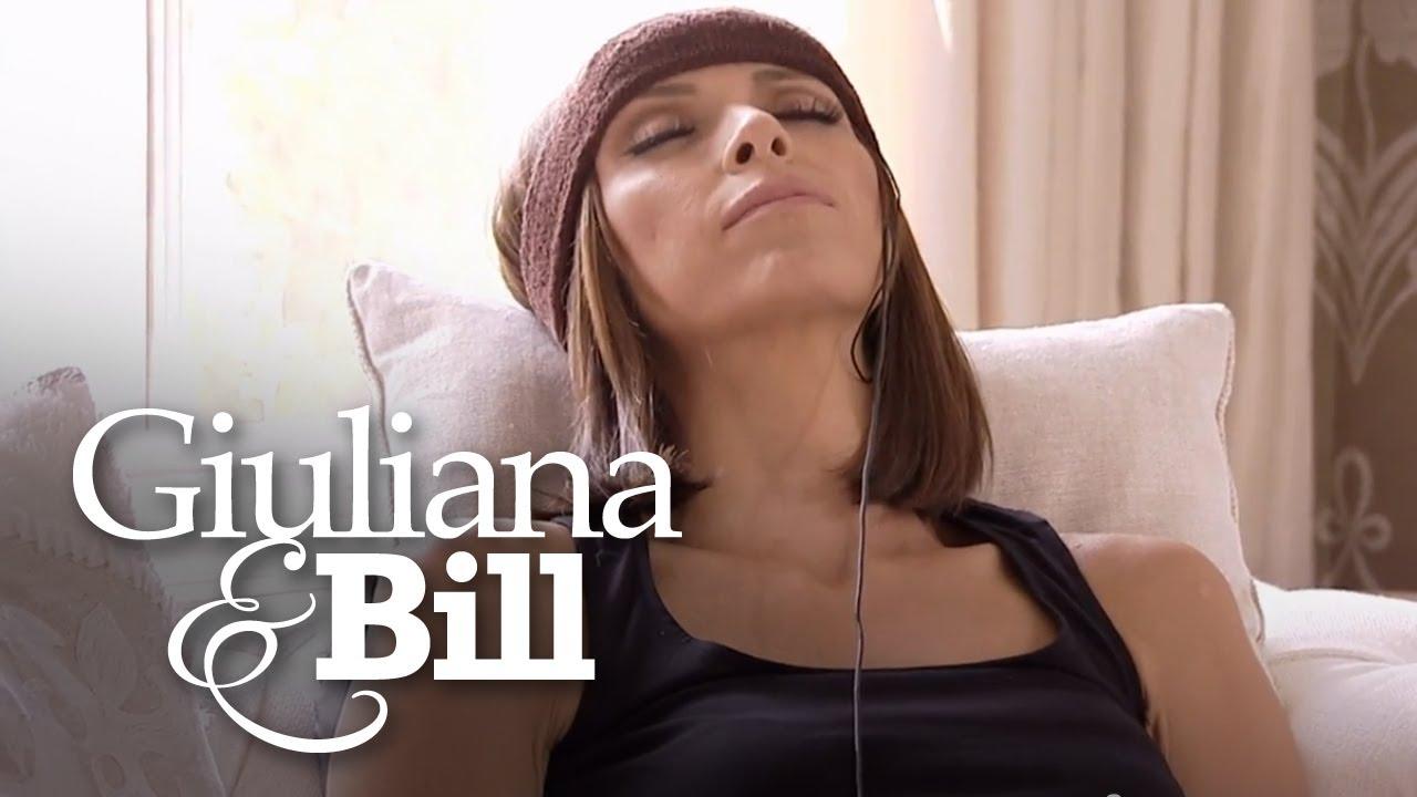 Giuliana Rancic Tries Hypnosis | Giuliana & Bill | E! 1