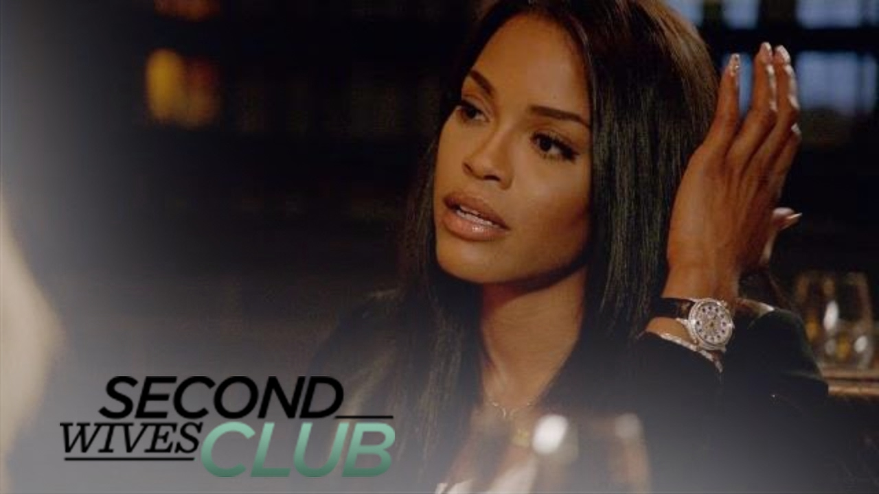 Veronika Obeng Tells Katie About Her Husband's Infidelity | Second Wives Club | E! 1