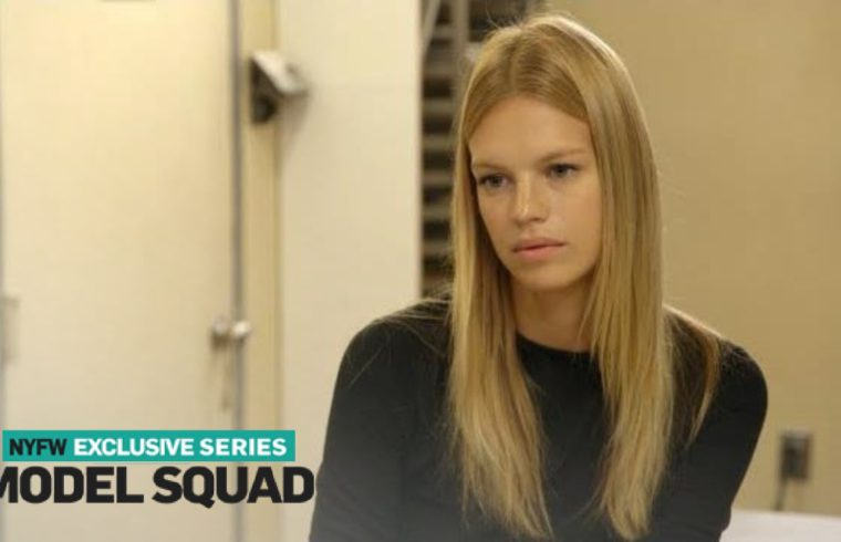 Nadine Leopold Opens Up About Single Life to Shanina Shaik | Model Squad | E! 1