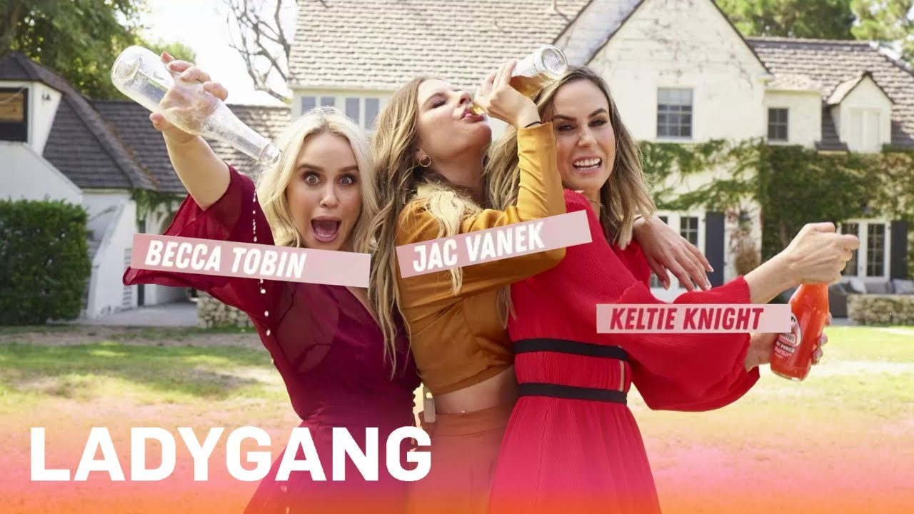 "Which ""LadyGang"" Member Are You? 