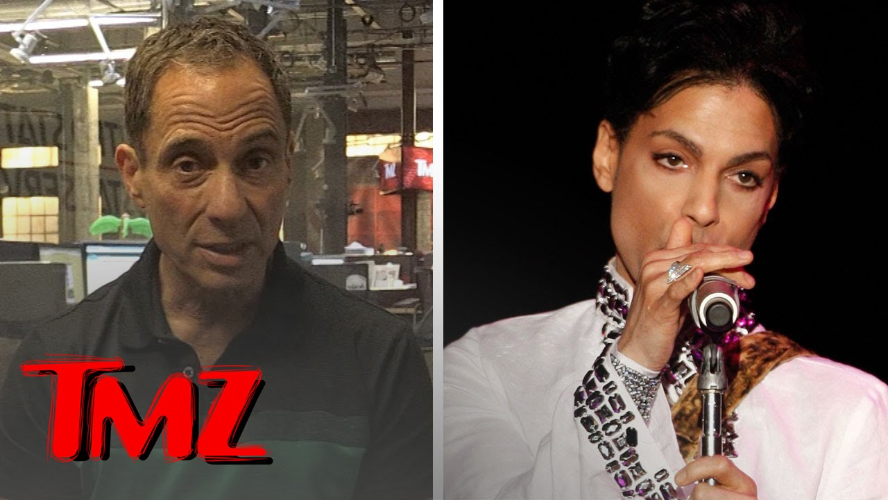 Prince -- Percocet Triggered OD Days Before Death | TMZ 3