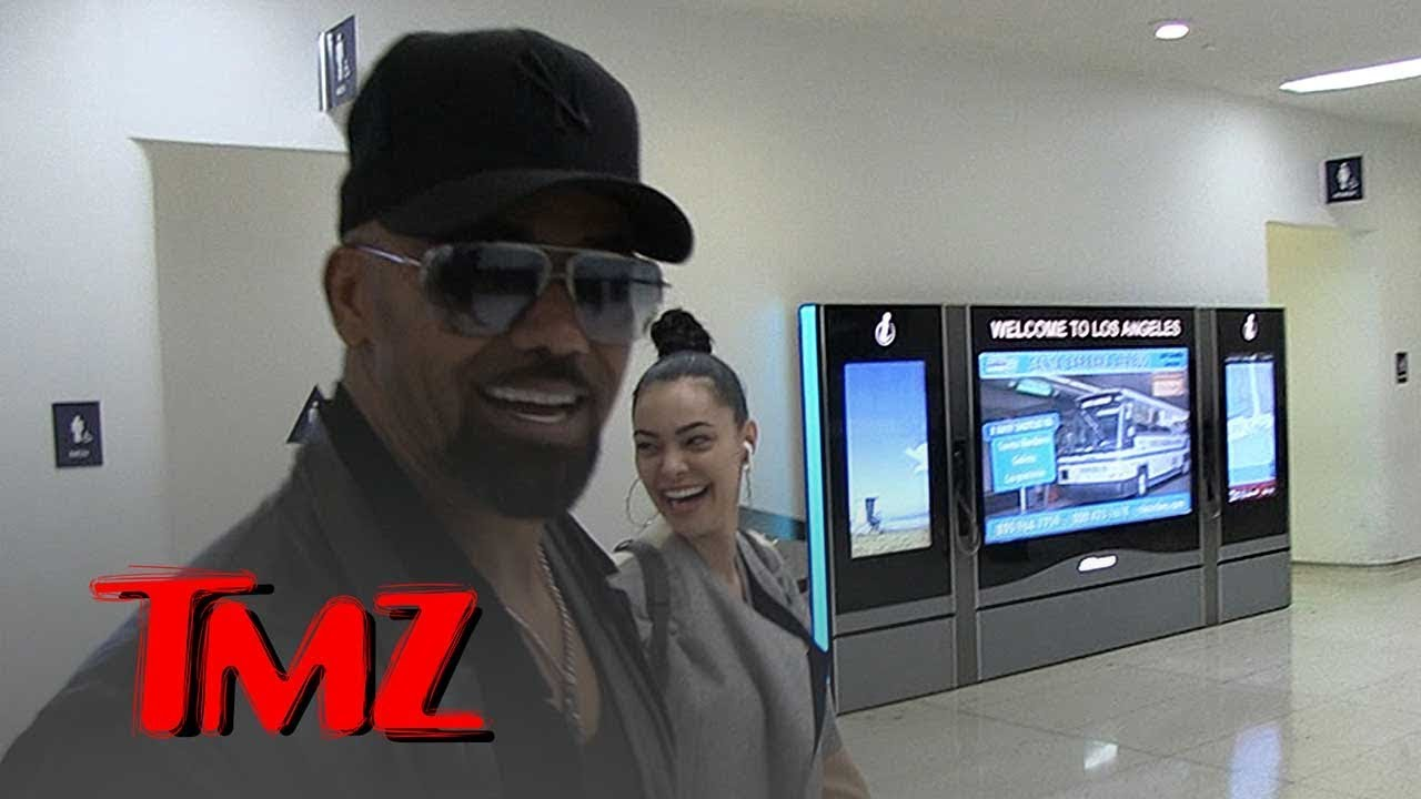 Shemar Moore Says Grammy Date Anabelle Acosta Should Squash Gay Rumors 4
