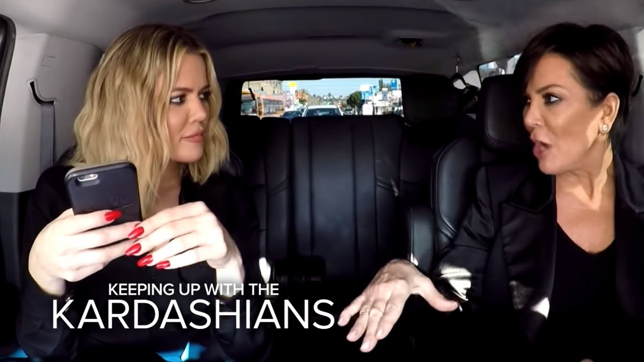 KUWTK | Kris Jenner Changing Last Name Back to Kardashian? | E! 3
