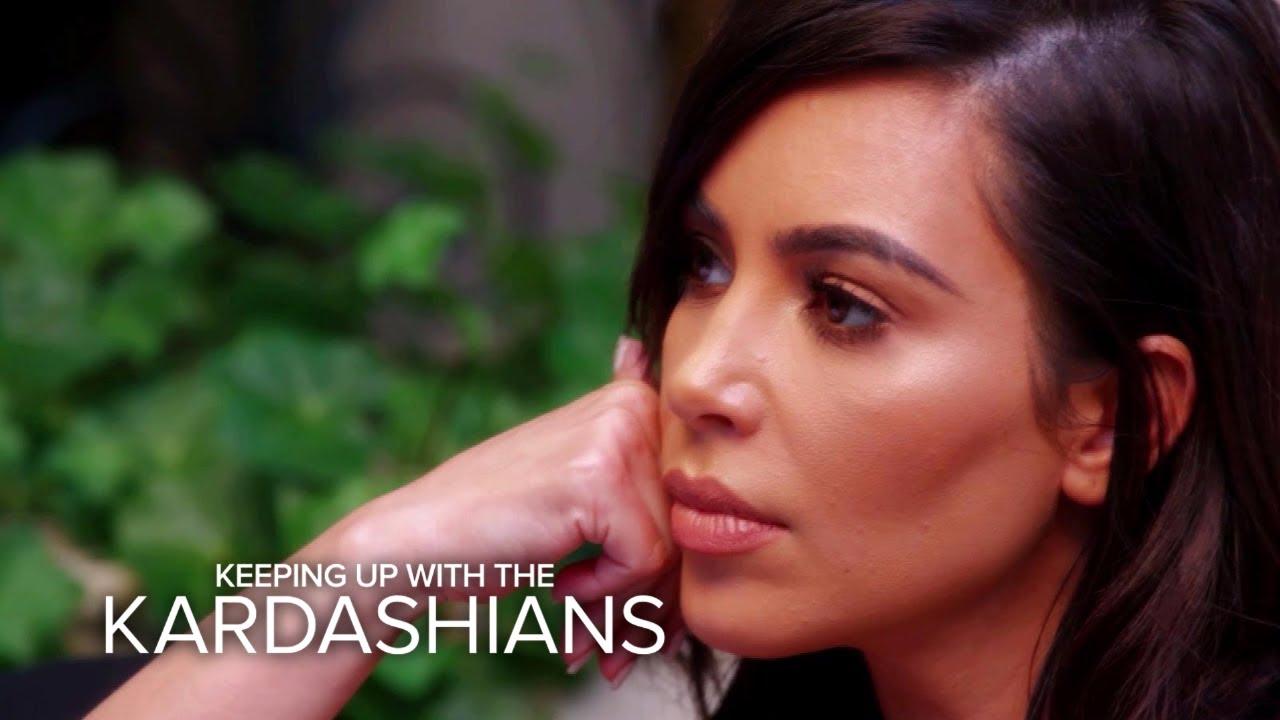 KUWTK | Kris Jenner Confronts Kim Kardashian Over Nasty Feud | E! 3