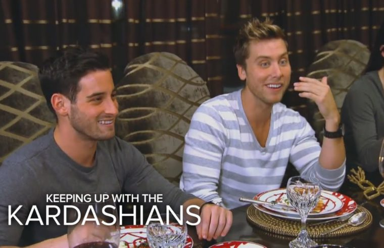 KUWTK | Lance Bass in the House | E! 1