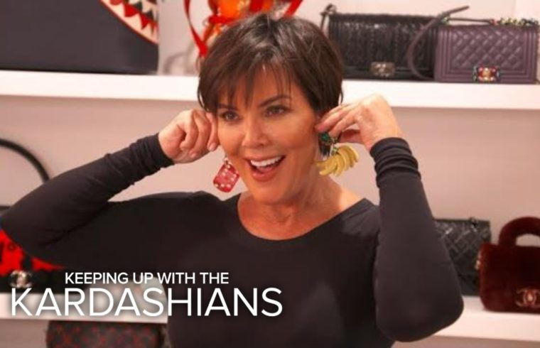 KUWTK | Kris Jenner Is Ready to Show Off Her New Ears! | E! 1