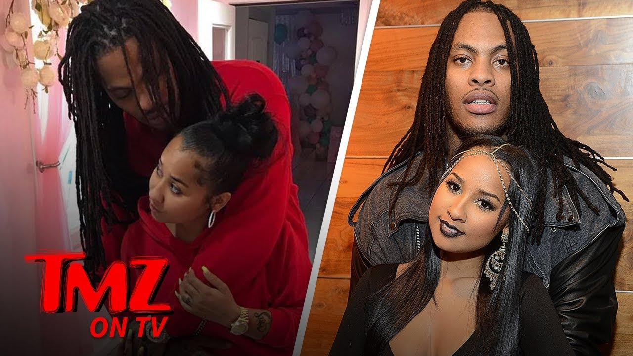 Waka Flocka And His New Wife Are Still Accepting Wedding Gifts | TMZ TV 2