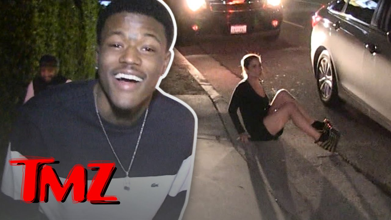 Chick Goes Down … Celeb Laughs! | TMZ 2