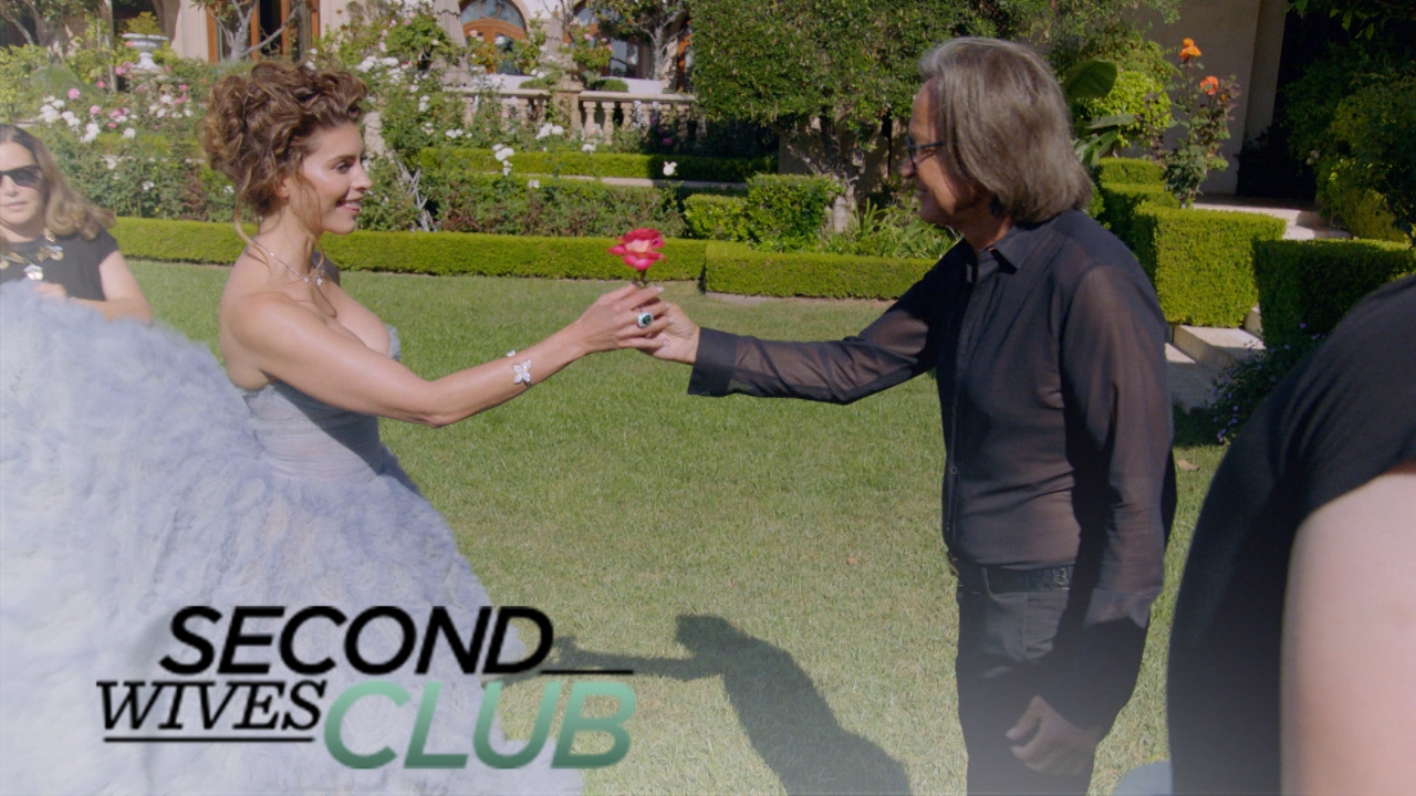 Shiva Safai's Luxe Photo Shoot Doesn't Go as Planned! | Second Wives Club | E! 2