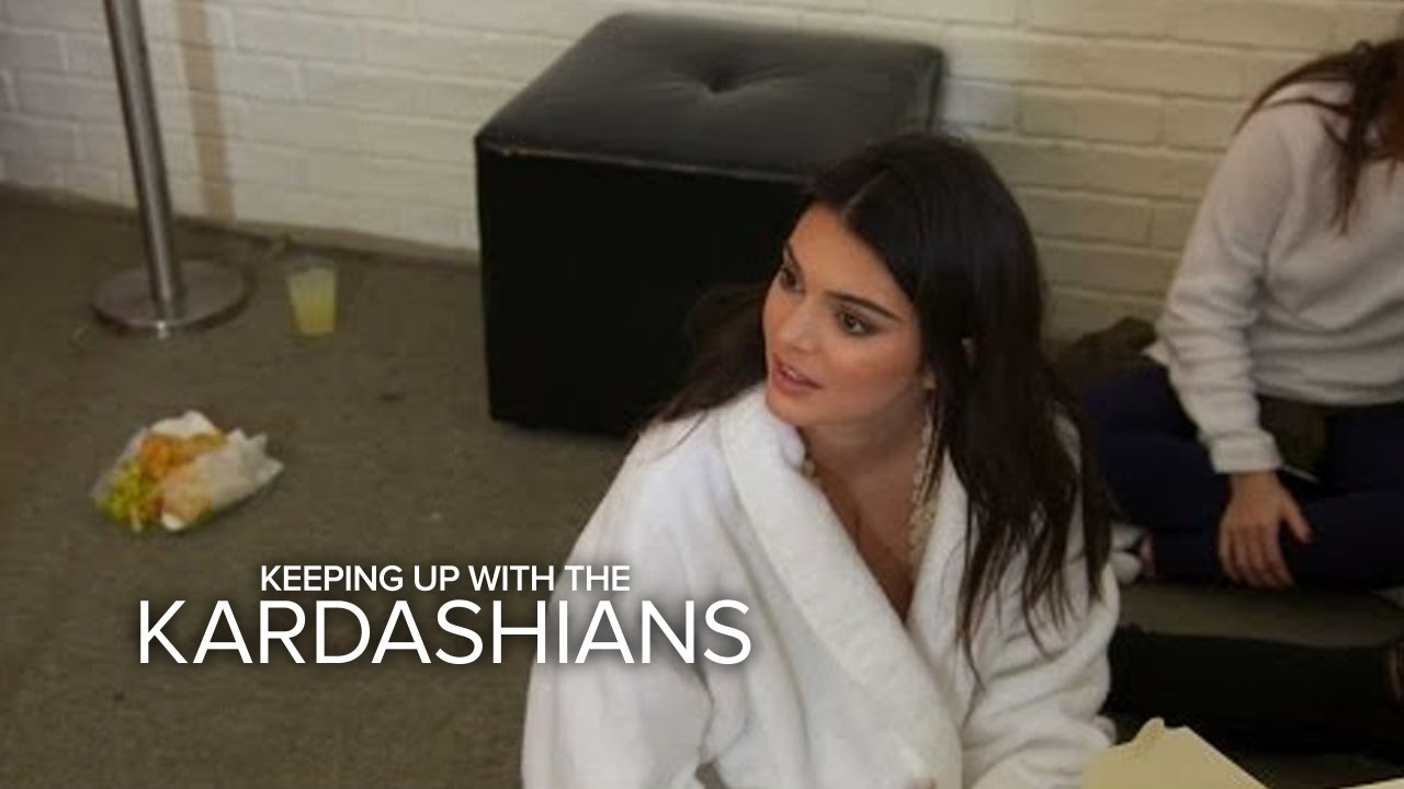"KUWTK | Kendall Jenner's Sassiest ""Kardashians"" Moments | E! 4"