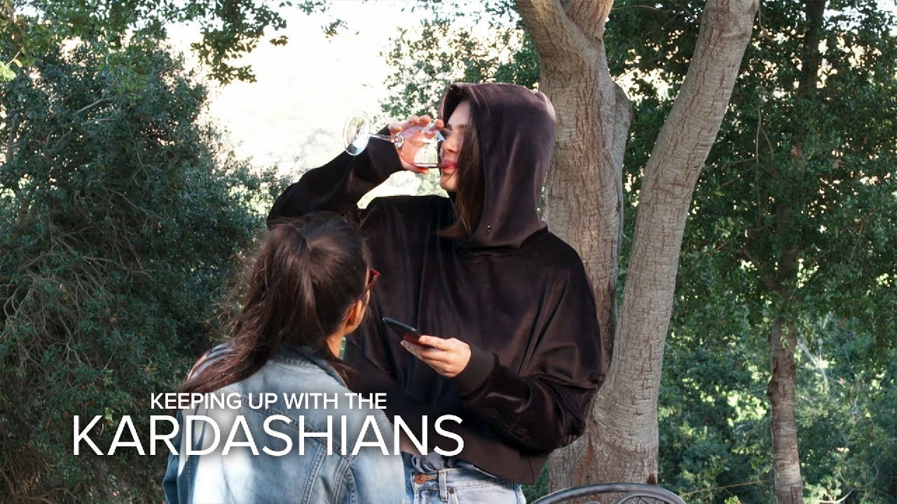 KUWTK | Don't Be Too Rash | E! 2