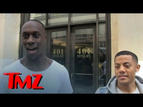 Nico & Vinz -- 'Am I Wrong' Singers ... Yes, We're Black AND We're Norwegian | TMZ 5