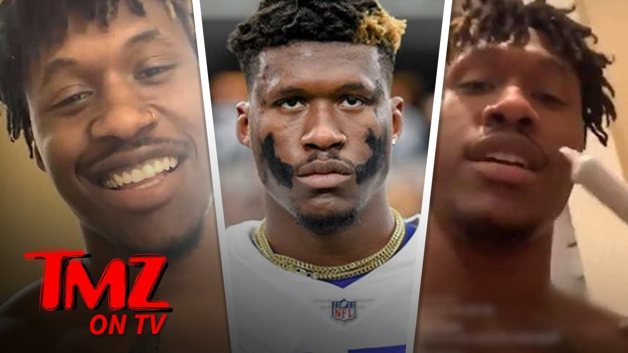 Cowboys Star Has No Regret On His Decision To Quit The NFL Over Marijuana Policy | TMZ TV 4