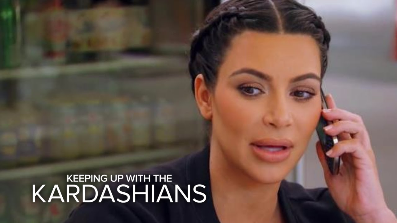 "KUWTK | Kim Kardashian Says Khloé's ""Face Has Changed"" 