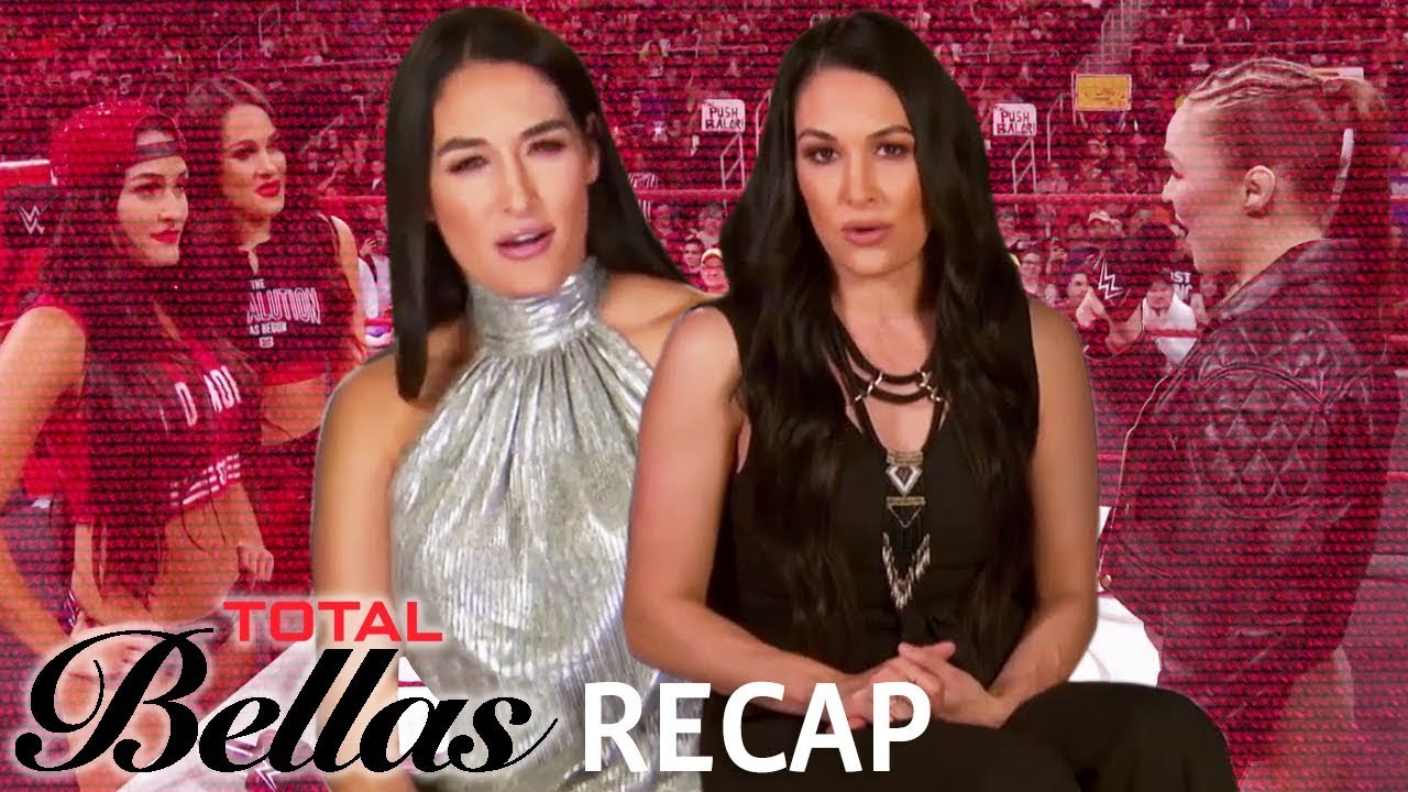 Total Bellas Recap (S4 Ep8): Road to Evolution 3