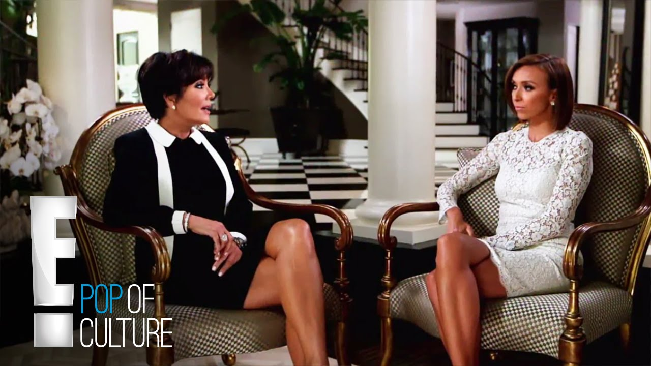 Kris Jenner Opens Up About Struggles With Bruce | E! Entertainment 1