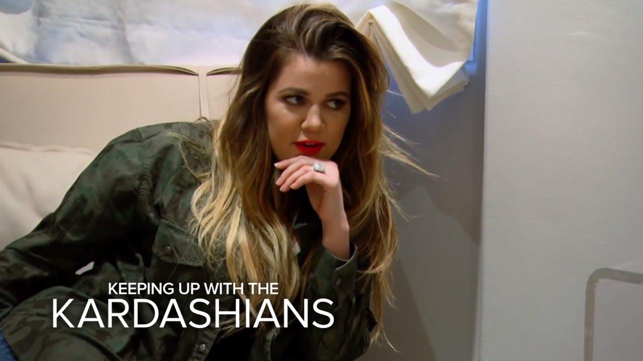 KUWTK | Gossiping About Kim Kardashian | E! 4