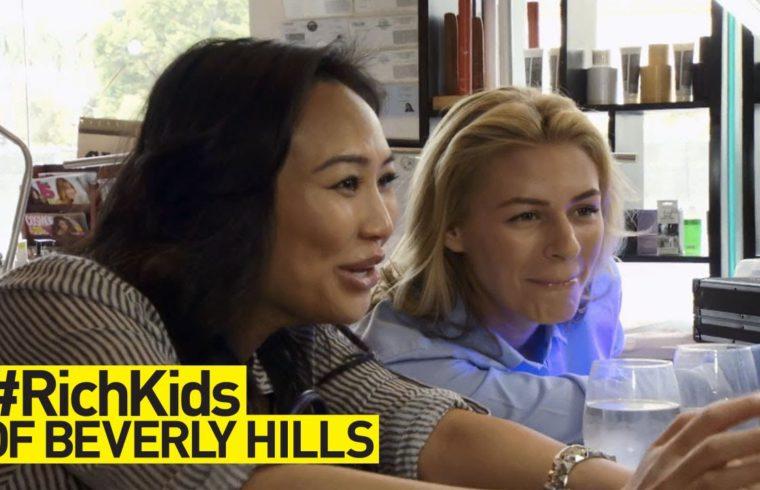 Dorothy Talks L.A. Neighborhoods | #RichKids of Beverly Hills | E! 1