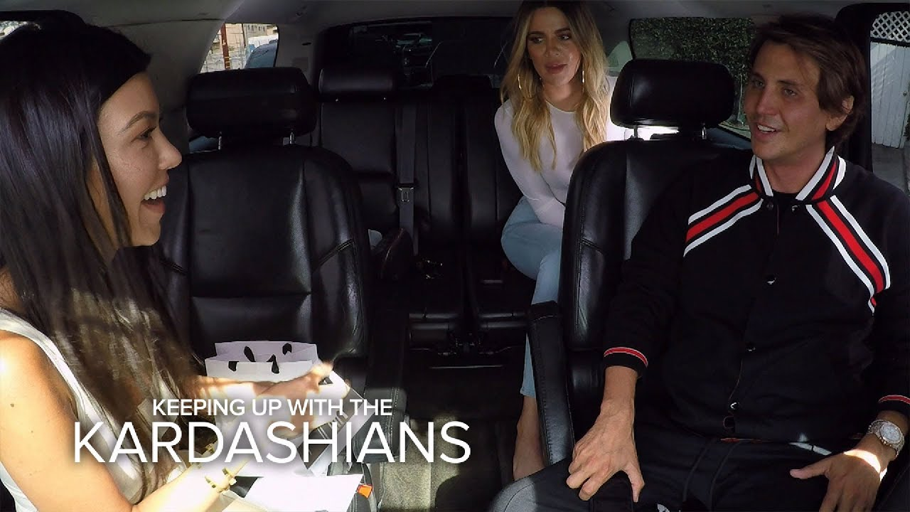 KUWTK | Kourtney Kardashian Plans a Sexy Surprise for Her Man | E! 5