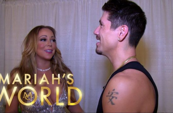 Mariah Carey Is Excited to See Bryan Tanaka | Mariah's World | E! 28