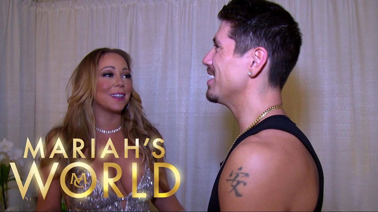 Mariah Carey Is Excited to See Bryan Tanaka | Mariah's World | E! 1