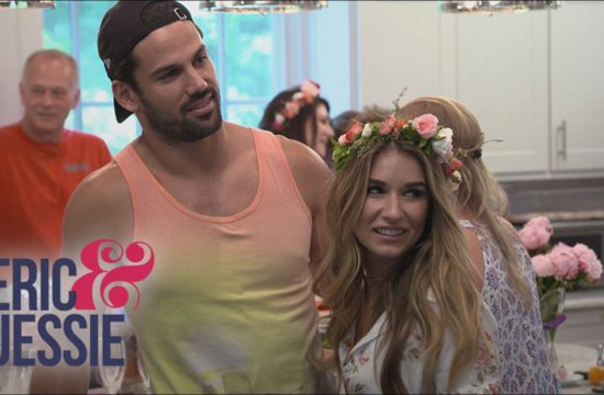 Does Eric Decker Miss Rubbing His Pregnant Wife's Belly? | Eric & Jessie | E! 27