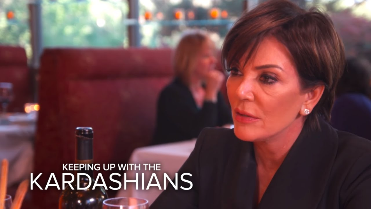 KUWTK | Kris Jenner Remembers Phone Call Made to Marcia Clark | E! 2