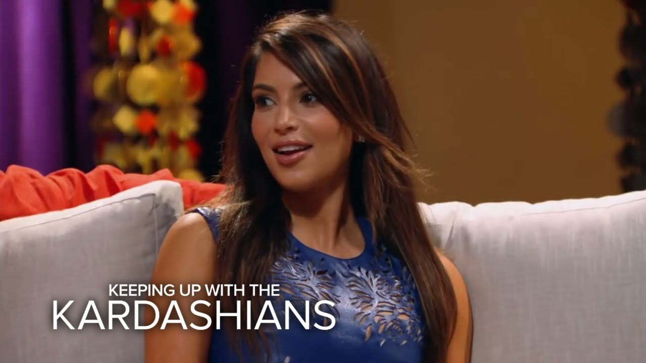 KUWTK | Kardashians: Drunk and Disorderly | E! 3