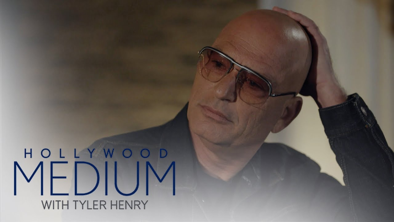 "Howie Mandel Reacts to Reading: ""This Is Really Tough"" 