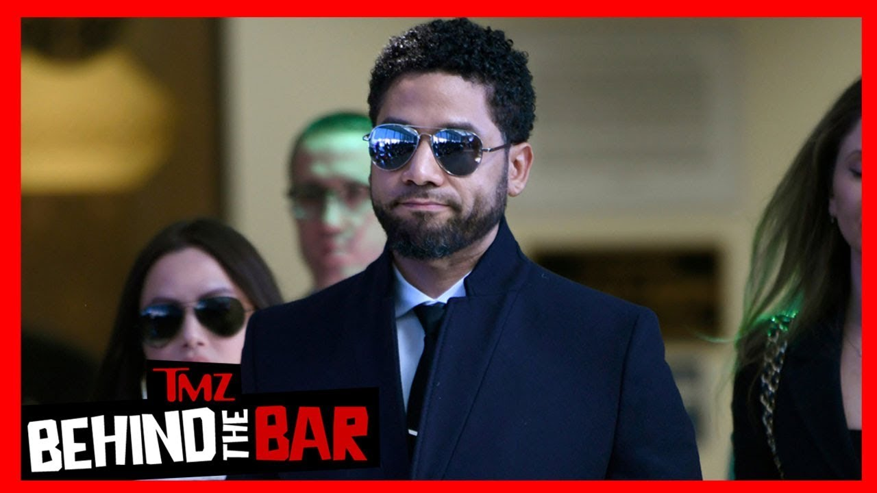 Jussie Smollett Charges Dropped, Mayor Calls it a 'Whitewash of Justice' | Behind The Bar 5