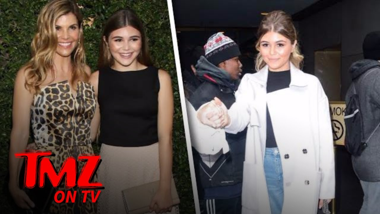 Lori Loughlin Comes To Her Daughters Defense | TMZ TV 1