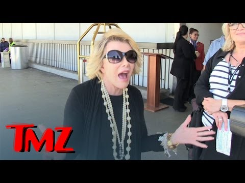 Joan Rivers -- GOES OFF on Epic Israel/Palestine Rant | TMZ 3