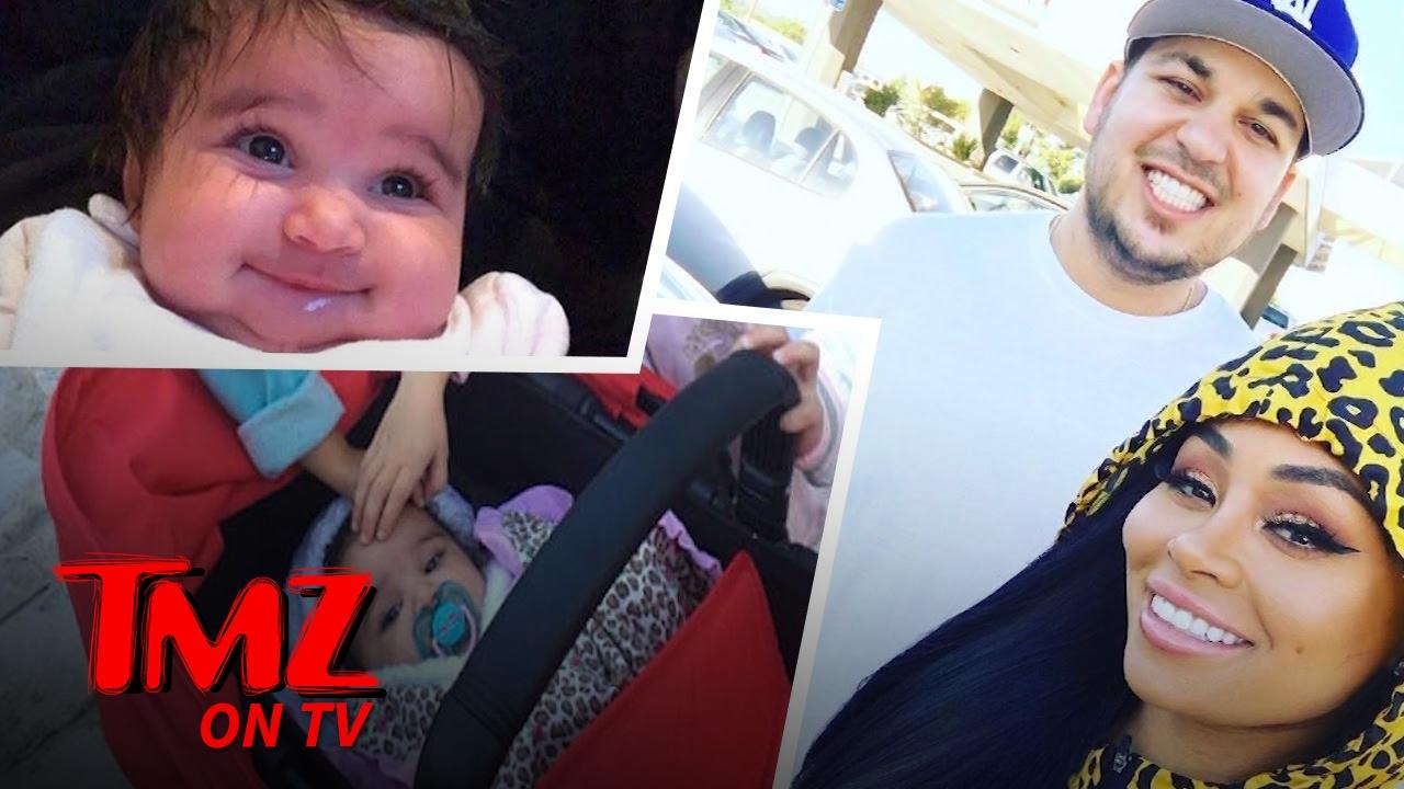 Blac Chyna's Neighbors- She's Ruining The Neighborhood! | TMZ TV 3