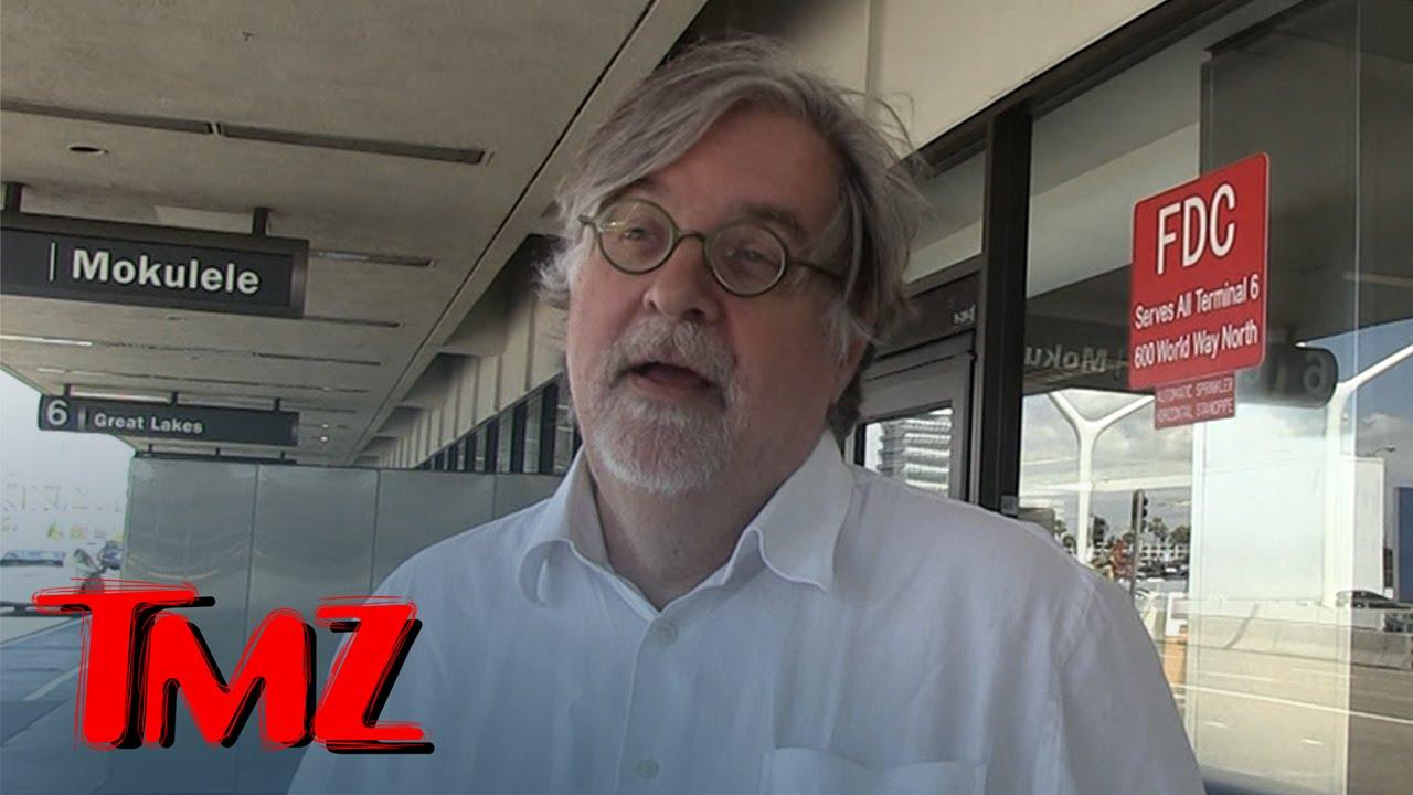 Simpsons' Creator Matt Groening -- I Need to Change the Script on Trump | TMZ 3