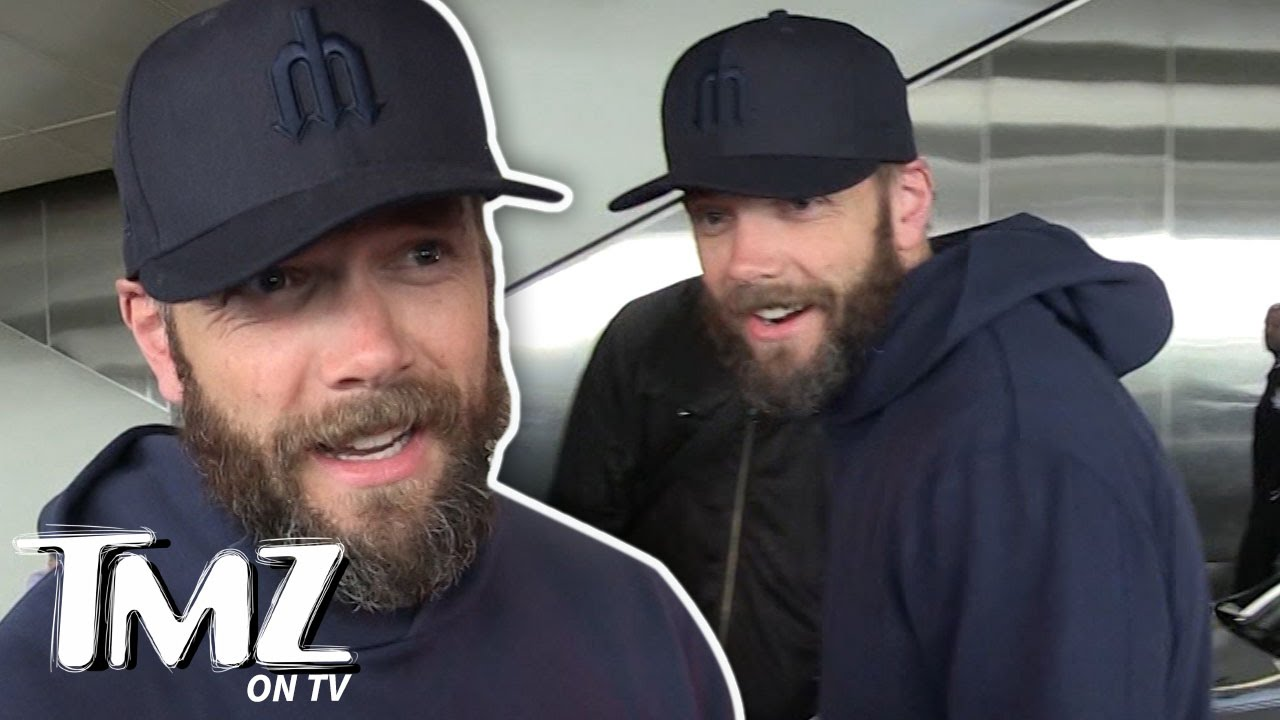 Joel McHale: I'll Need Harvey's Help If… | TMZ TV 4