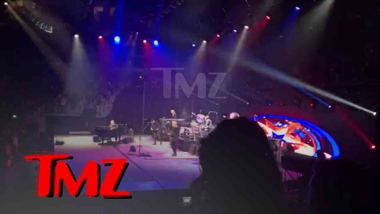 Elton John, I'm Not Playing this Wonky Piano!!! | TMZ 9