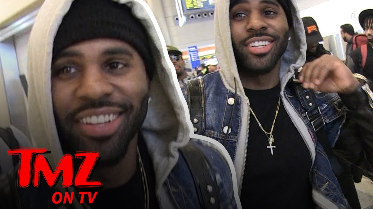 Jason Derulo: Flyin' High | TMZTV 2