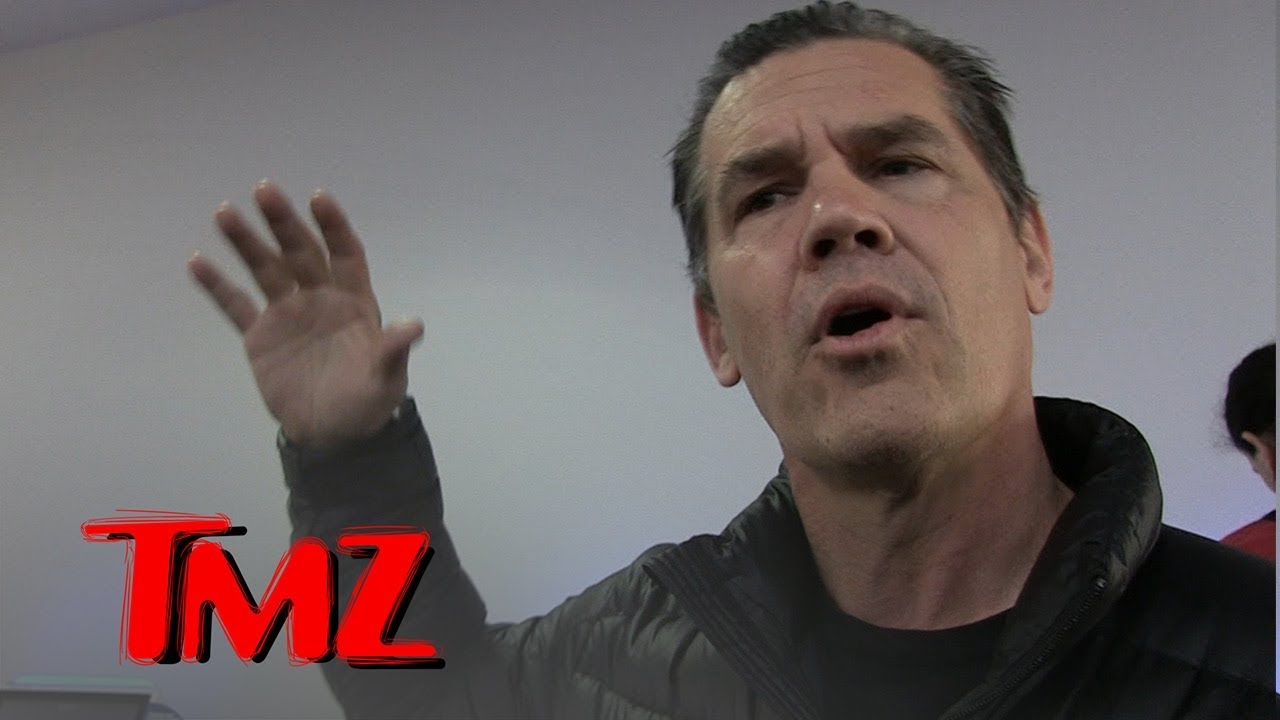 Josh Brolin Reveals Location Scout for 'Sicario' was Kidnapped in Mexico | TMZ 5